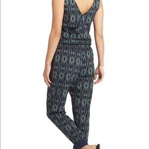 019041c9a31 Athleta Dresses - Athleta Ikat Swim Cover Jumpsuit Romper 14 XL